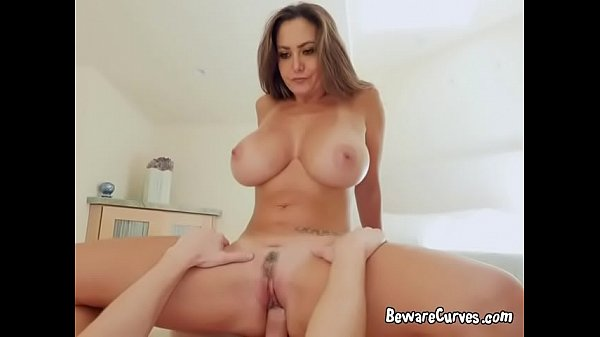 Luscious Cougar Ava Addams Gets Impaled By Driver
