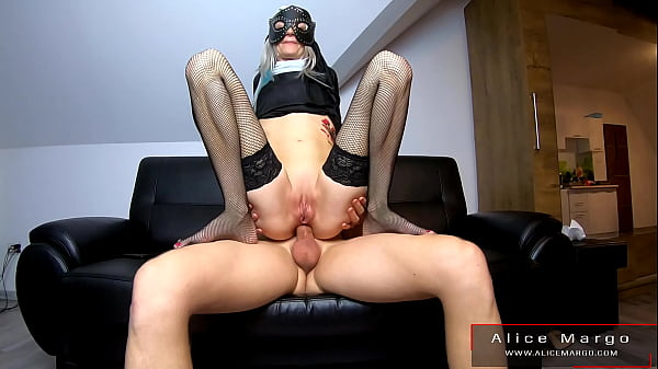 Anal Fuck With Sexy Nun! Creampie Anal! AliceMargo.com Thumb