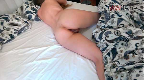 Fisting hot wife while she s.