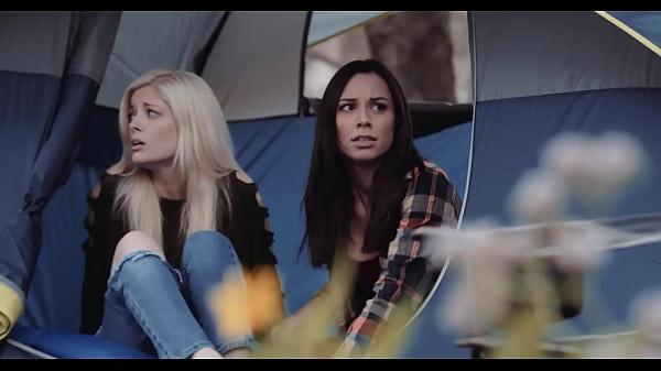 Horrified Lesbians In The Woods - Aidra Fox, Charlotte Stokely Thumb