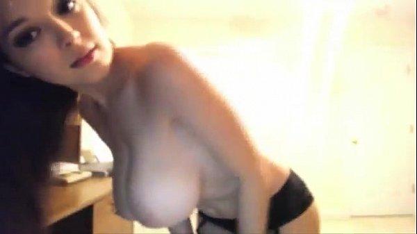 Ex girl goes on cam - more videos of her on freakygirlcams.co.uk
