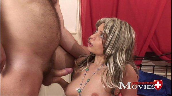 Dental hygienist Pearl 26y at the first porn movie