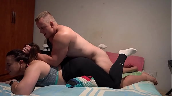 Jiggly Huge Ass Pawg Fucked Hard then Deep Painal Anal Creampie in White Ankles Socks