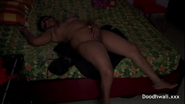 Big Ass Indian Bhabhi Fingering Her Fat Pussy Ready To Get Fucked In Bedroom Thumb