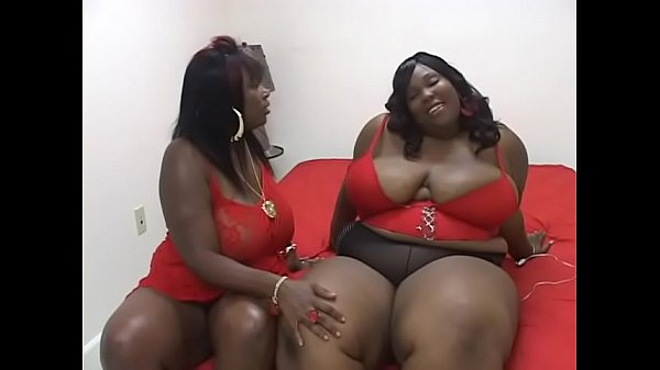 Gorgeous BBW babes Scented Kisses and Talicious enjoy licking and fucking each other's wet cunts