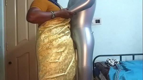 tamil aunty telugu aunty kannada aunty malayalam aunty Kerala aunty hindi bhabhi horny desi north indian south indian horny vanitha wearing saree school teacher showing big boobs and shaved pussy press hard boobs press nip rubbing pussy fucking sex doll Thumb