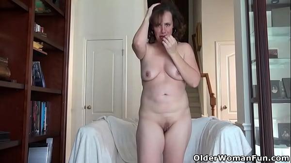 An older woman means fun part 444
