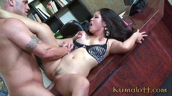 Natural Breasted Asian Jessica Bangkok Destroye...