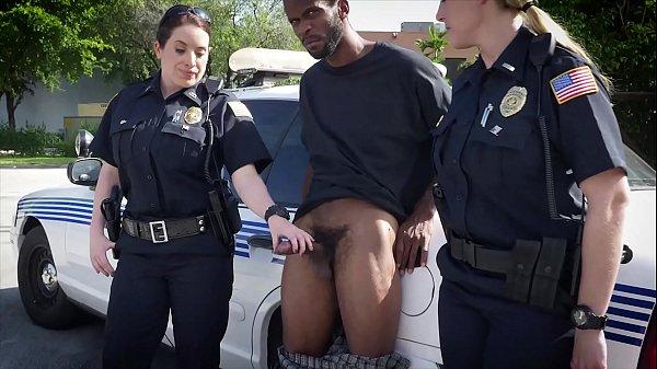 BLACK PATROL - These cracker ass cops always tryin' to keep a black man down...