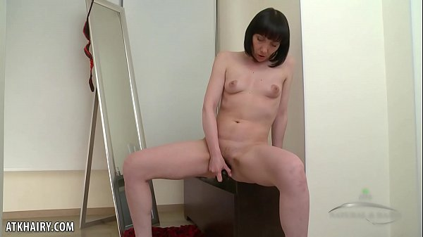 Cherry Despina is so hot when she fingers her hairy pussy