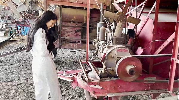 Vintage Tractor Crank Mayhem 4K