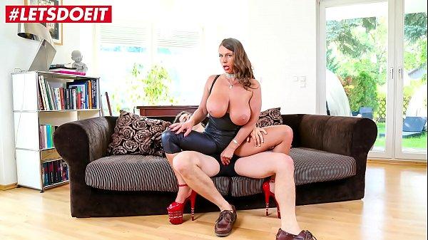 LETSDOEIT - Astonishing MILF Sexy Susi Shows Off Her Porn Skills