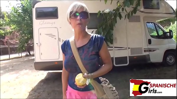 Mother and daughter fucked while camping