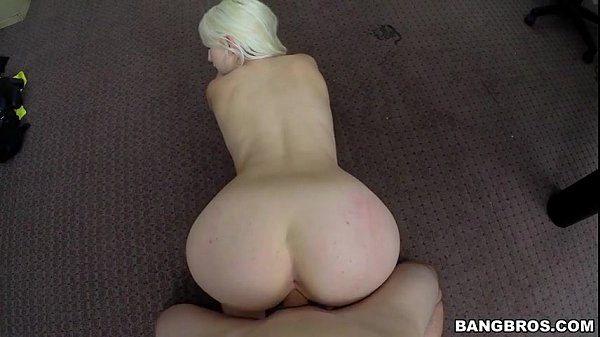Darcie Belle getting her sweet pussy slammed doggy