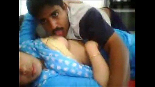 Telugu couple in honeymoon