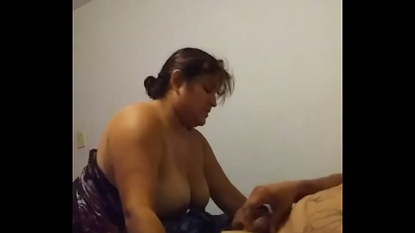 Wife fucks husband like a lil slut . Wife sucks...