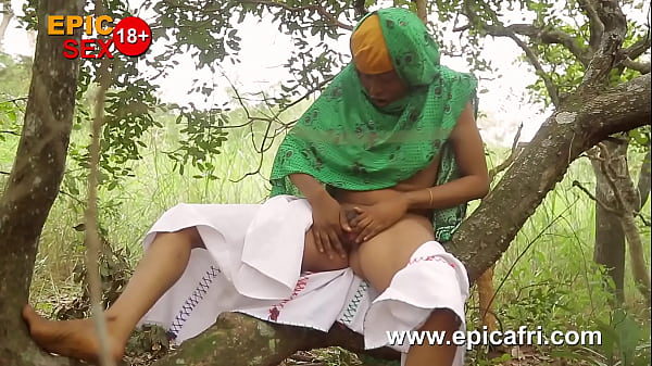 Horny muslim girl enjoys squirting in the farm (trailer)