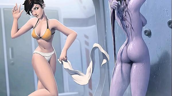 Naked overwatch girls Overwatch Pics