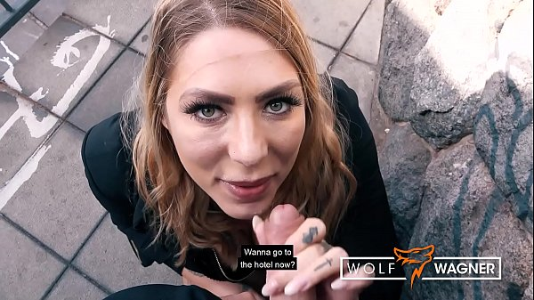 GERMAN Mia BLOW goes on Blind Date to get FUCKED! ▁▃▅▆ WOLF WAGNER LOVE ▆▅▃▁ wolfwagner.love