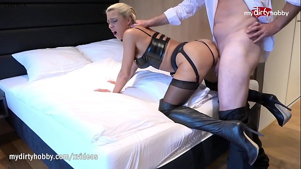 MyDirtyHobby - Cheating wife whoring in a hotel...