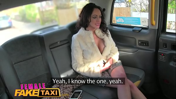 FemaleFakeTaxi Dating horny busty babe gets better squirting orgasm offer Thumb