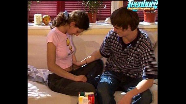 Vladichek and Simona - Teenburg