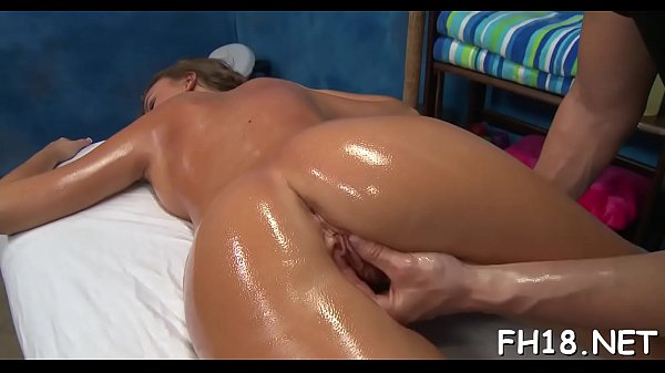 These angels get more than just a regular massage, they get drilled hard Thumb