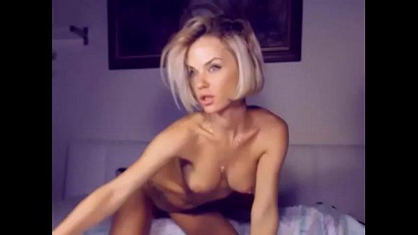 Luvishere / Amazinjess strip and cumshow Isthisluv