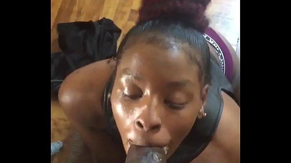 Sucking me Good