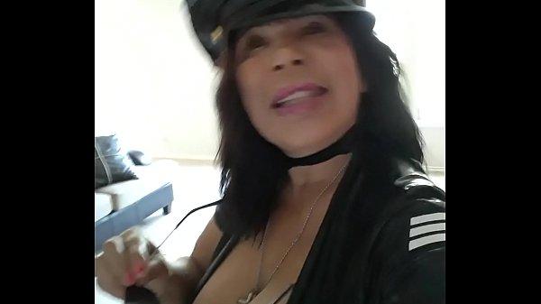 Police woman boys