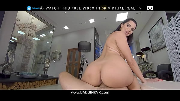 Busty MILF Kira Queen Reunites Her Pussy With Y...