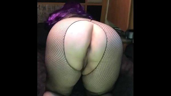 Sexy Slutty BBW Punk PAWG Blowjob with Cum in Mouth