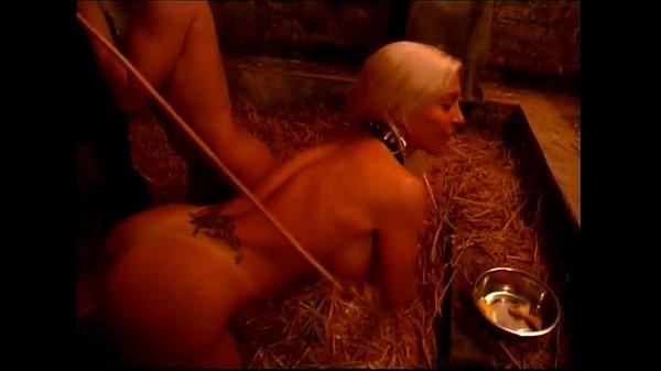 Master spanks his busty slave girls Thumb