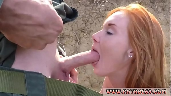 Police man fuck mom and cop bound Border Hopping Redhead Loves Cock