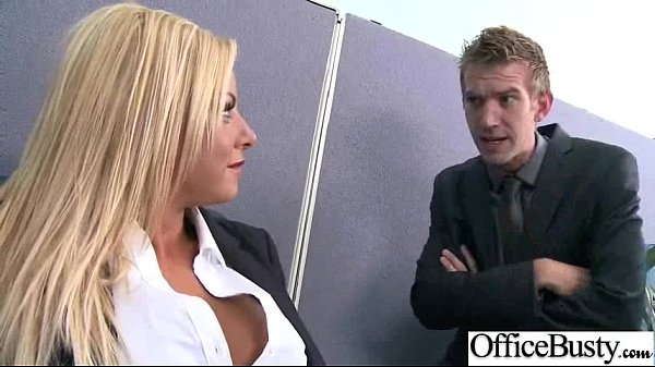 Sex In Office With Huge Round Tits Sluty Girl (britney shannon) movie-10 Thumb