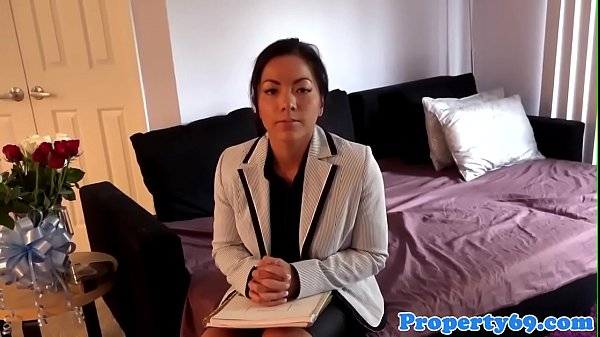 Asian realtor screwed after caught stealing