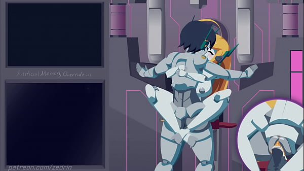 「Curly Brace HACKED #2」by Zedrin [Cave Story Hentai]