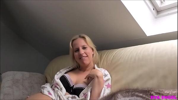 EVA ENGEL: Cum In My Ass Thumb