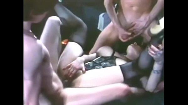 Annie Sprinkle retro porn