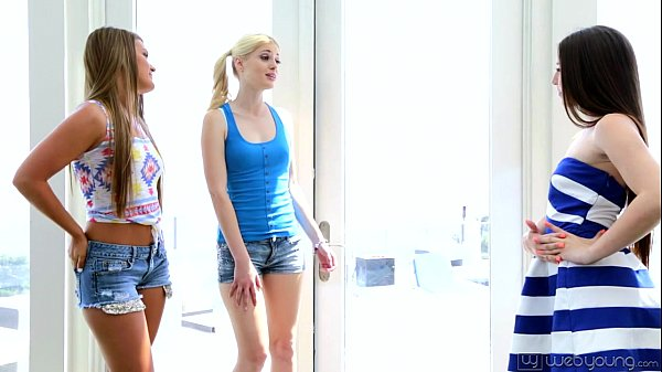 Teenie Lola Foxx, Aubrey Star, Charlotte Stokely and Abby Cross Thumb