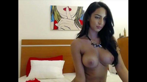 Pretty latina on webcam – more cam girls on freakygirlscams.com