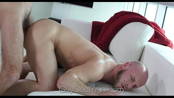 GayCastings - Bjorn Manning Aces his Porn Audition