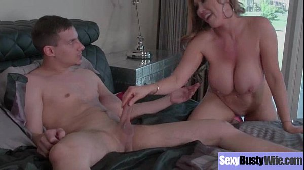 Sexy Hot Wife (Kianna Dior) With Big Juggs Love Intercorse clip-15