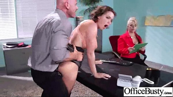 Intercose On Cam With Sexy Busty Slut Office Girl (krissy lynn) mov-21 Thumb