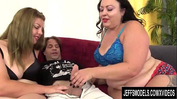 Chubby Sluts Calista Roxxx and Miranda Kelly Su...