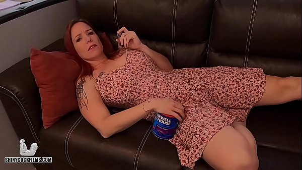 Stoner Mom Truth or Dare with Son - Shiny Cock ...