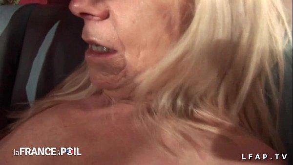 Casting anal amateur d une grand mere prise en ...