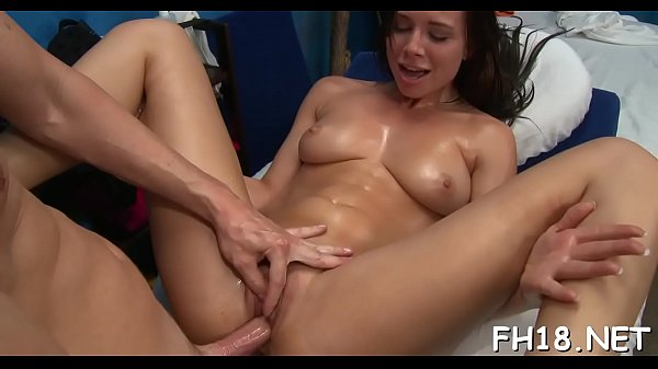 Hot playgirl plays with cock then gets nailed hard
