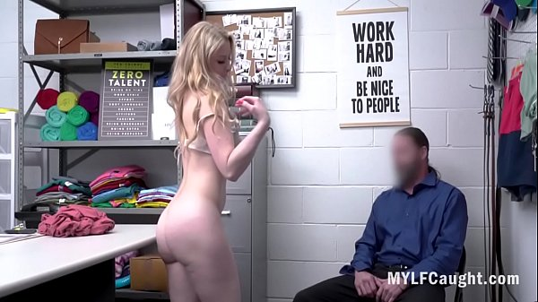 Busty MILF Knows How To Get Outta Trouble-Sunny...