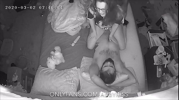 h. Step Sister Caught Masturbating Fucks Huge Dick Brother (Hidden Cam)